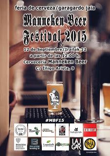 MANNEKEN BEER FESTIVAL 2015
