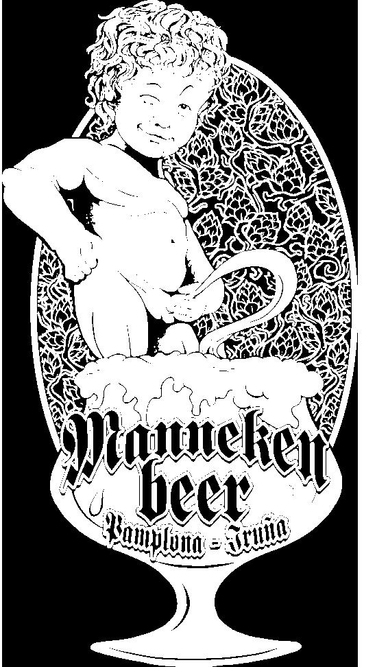 Manneken Beer logo